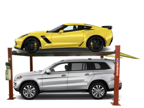 Car Stacker Lifts