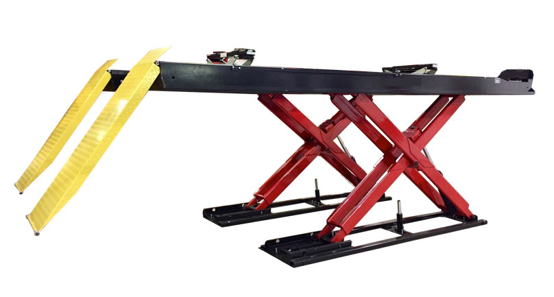 Spacelogic Platform Scissor Lift