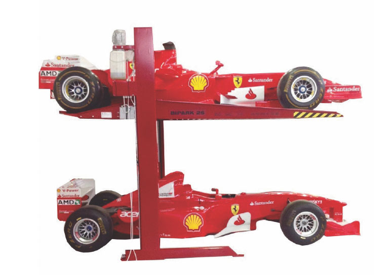 Bi-Park Car Stacker 7,000 LB. (3.2T)