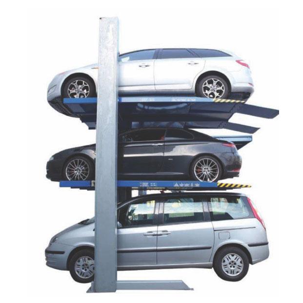 Tri-Park Car Stacker 8,000 LB. (3.6T)