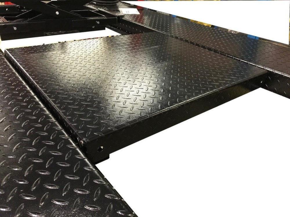 Deck Filler Platform