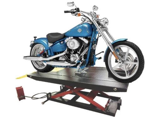 Decker Motorcycle, ATV, Snowmobile Scissor Lift 2,000 LB. (1T)